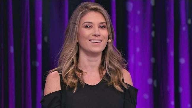Rebeca Abravanel vai comandar nova atração no SBT