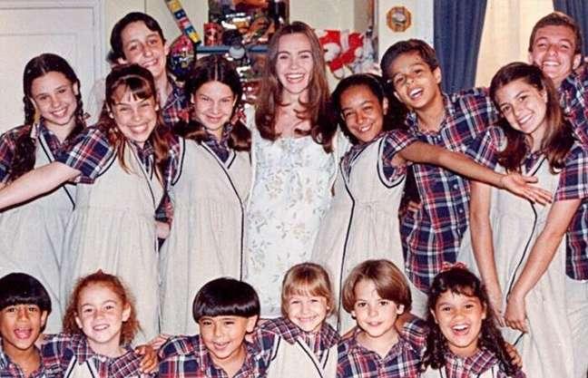 Exibida entre 1997 e 2001, Chiquititas fez muito sucesso entre o público infantil.