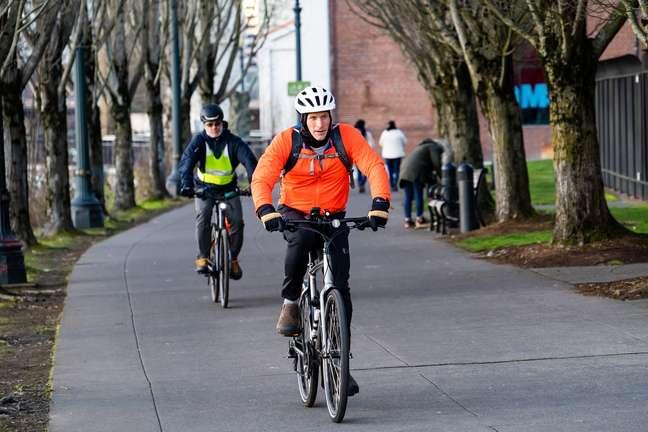 Nesta quinta-feira (19), é comemorado o Dia Nacional do Ciclista