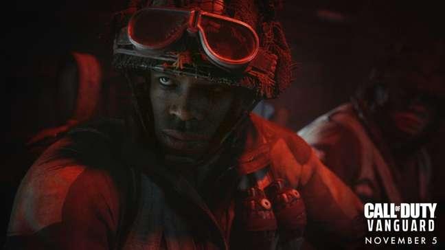 O sargento Arthur Kingsley é o líder das Forças Especiais de CoD: Vanguard