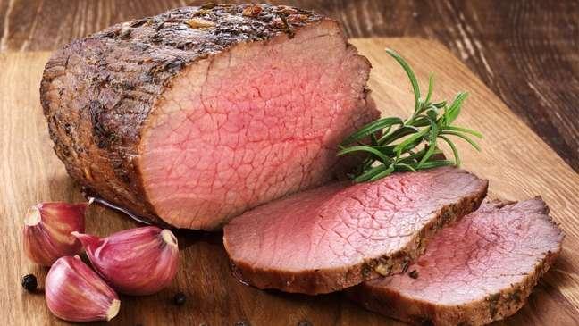 Receitas de carne assada