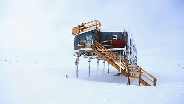 Estação Summit começou a operar em 1989