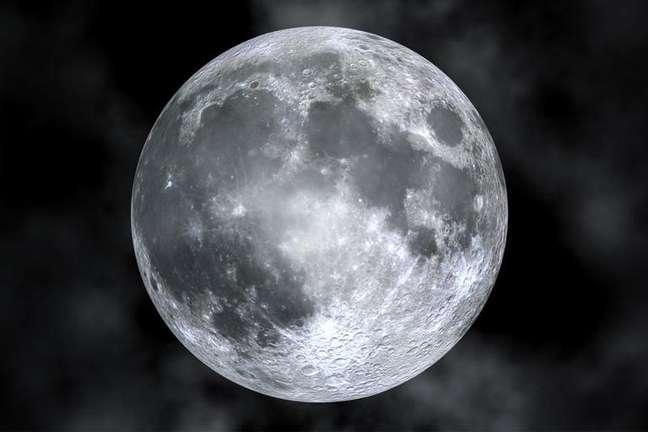 lua cheia - Reprodução/iStock