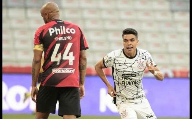 Roni vai ficar de fora do Corinthians (Rodrigo Coca/Agência Corinthians)
