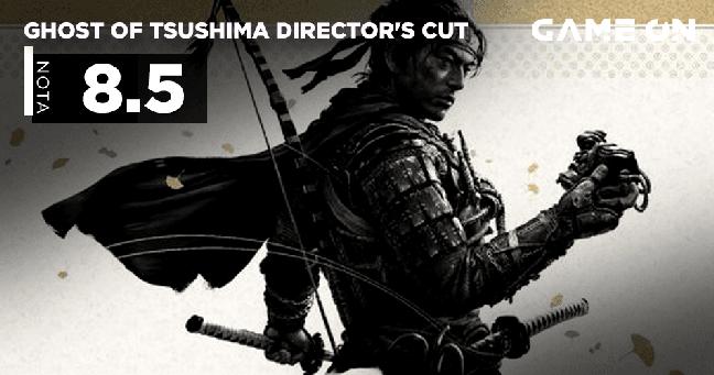 Ghost of Tsushima Director's Cut - Nota 8.5