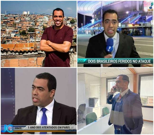 Marcos Clementino no Campo Limpo, na Paris atacada por terroristas, na tela da TV Cultura e, atualmente, fechando negócios