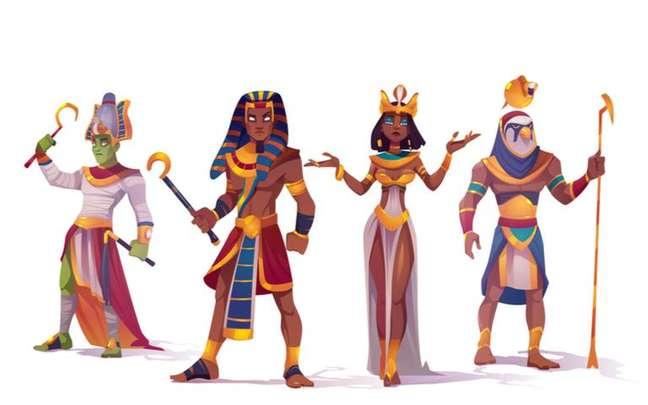 Sua personalidade revelada pelo seu signo egípcio -