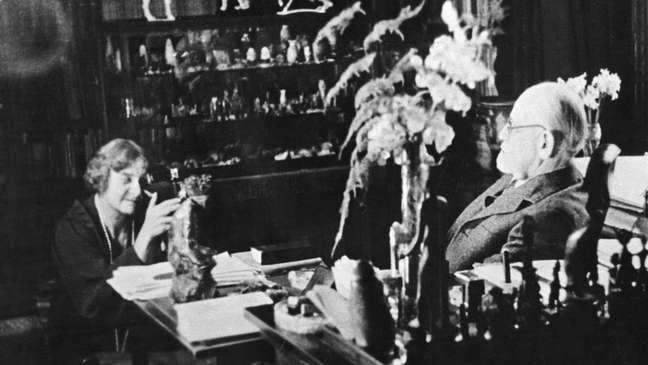 Marie Bonaparte foi paciente, aluna e amiga de Freud