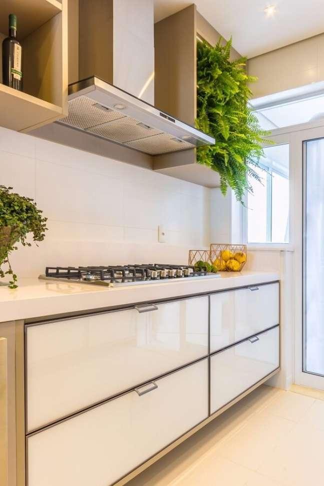 38. No feng shui decoração cozinha a energia flui e a prosperidade entra. Projeto de Patrícia Hagobian