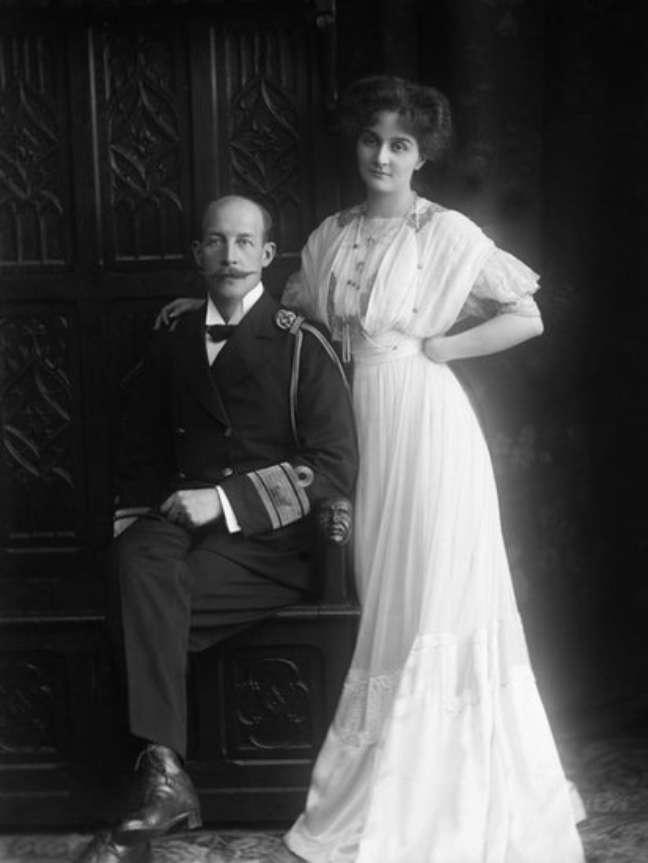 Marie Bonaparte se casou com o príncipe Jorge da Grécia e Dinamarca
