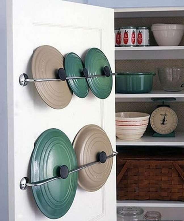 18. Aplique as técnicas de feng shui cozinha e mantenha o espaço organizado. Fonte: Architectureart Designs