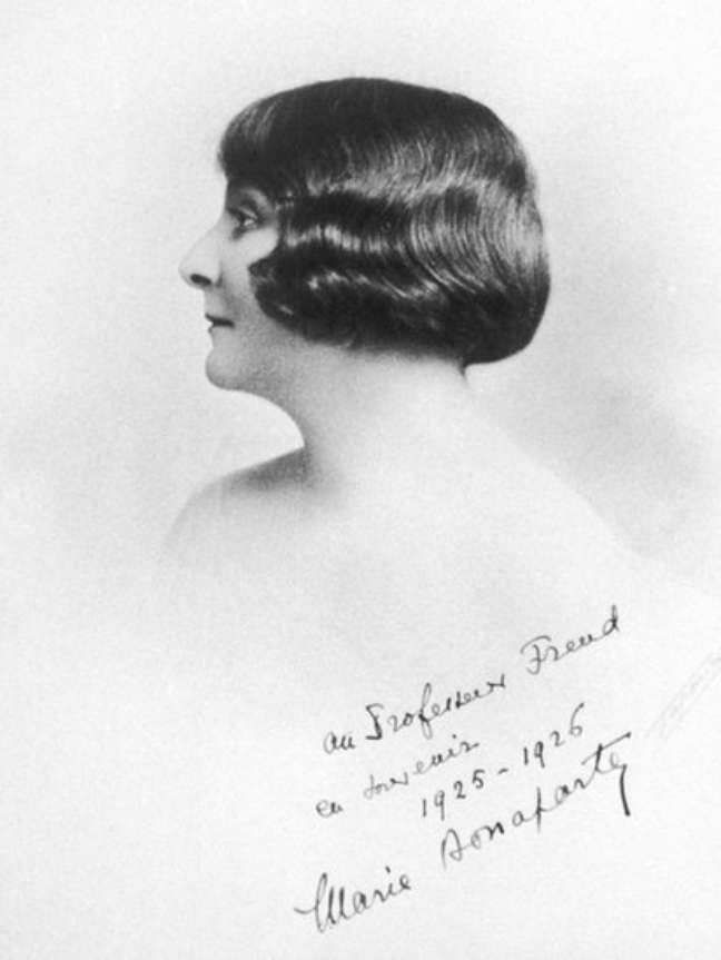 Marie Bonaparte se tornou discípula de Sigmund Freud