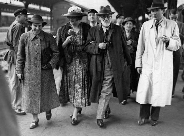 Marie Bonaparte ajudou Freud e sua família a escapar dos nazistas