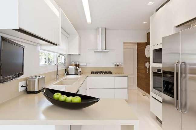 35. No feng shui cozinha evite usar panelas danificadas. Fonte: Ornare