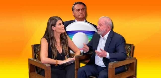 Na entrevista a Patrícia Calderón, Lula responsabiliza a Globo pela ascensão de Bolsonaro