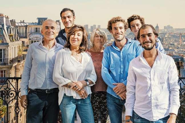 O clã Kretz de 'Imóveis de Luxo em Família', da Netflix: questões familiares e propriedades de tirar o ar