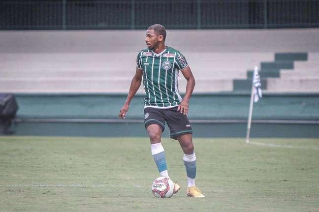 Waguinho falou sobre a boa fase com o Coritiba na Série B do Brasileirão (Foto: Divulgação / Coritiba)