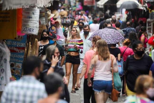 Centro do Rio de Janeiro 23/12/2020 REUTERS/Pilar Olivares