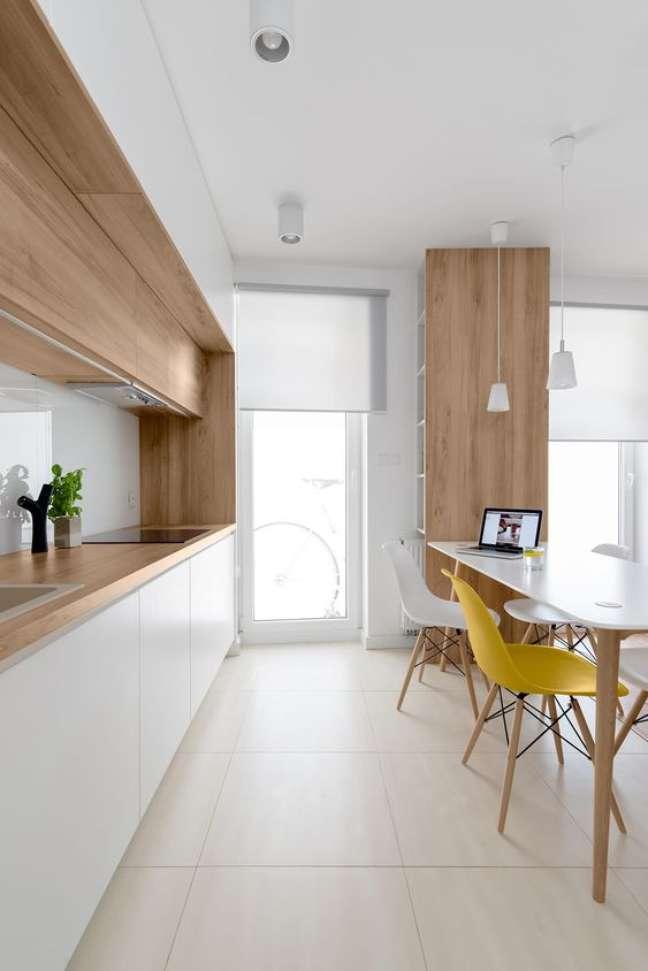 52. Piso porcelanato para cozinha moderna – Foto Homify
