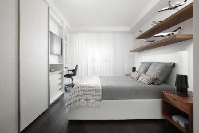 3. Como escolher colchão perfeito para seu quarto de solteiro – Foto Ornare