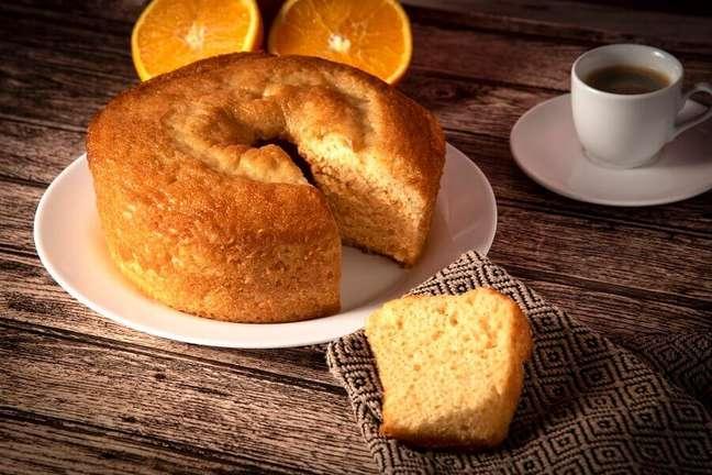 2. Receita de bolo de laranja fofinho – Foto: Istock
