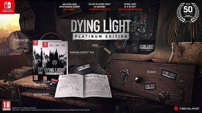 Dying Light para Switch