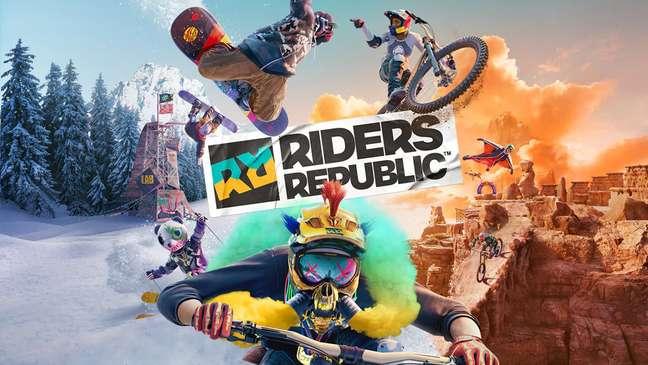 Riders Republic é jogo de esportes radicais da Ubisoft