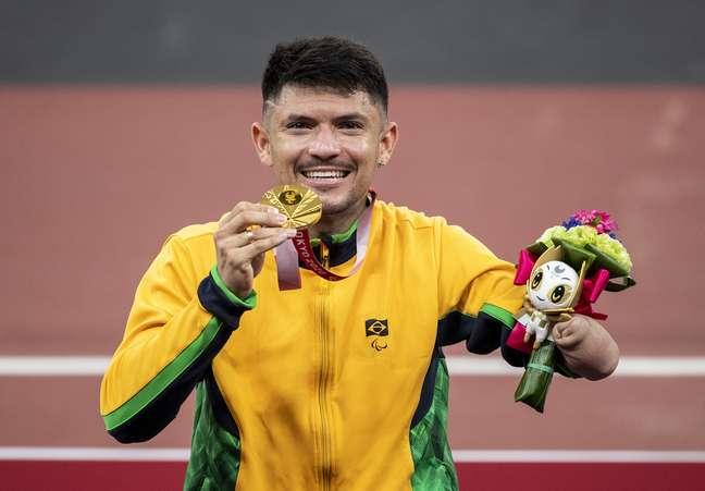 Petrucio Ferreira é o homem mais rápido do mundo