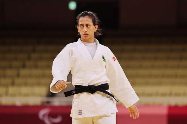 Lúcia Araújo é bronze nos Jogos Paralímpicos de Tóquio (Foto: Takuma Matsuhita)