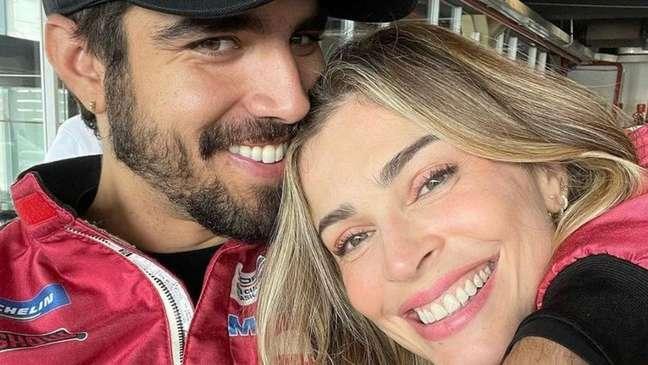 Os dois estavam juntos desde setembro de 2019.