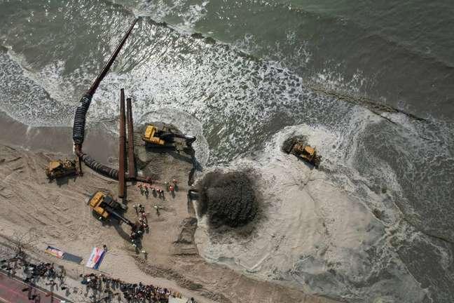Projeto em Camboriú prevê aumento de 25 metros de largura para 70 metros