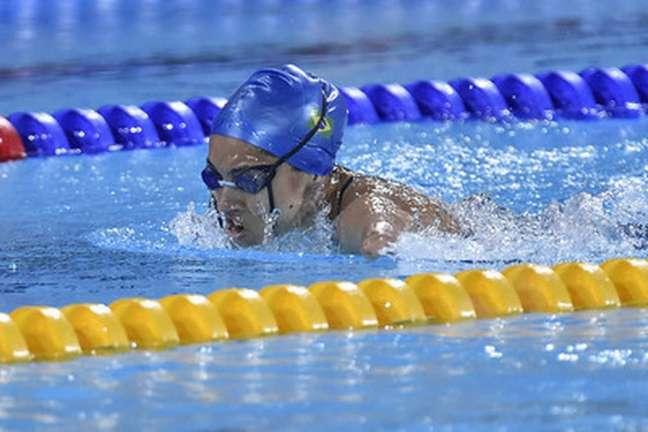 Dayanne não competiu no Rio-2016 (Douglas Magno / EXEMPLUS / CPB)