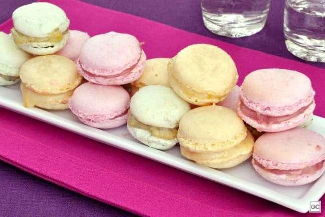 Guia da Cozinha - Macarons: saiba como fazer o doce francês em casa
