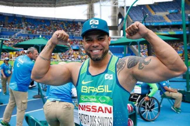 Claudiney já havia conquistado a medalha de ouro na Rio 2016 (Foto: Reprodução/Flickr)