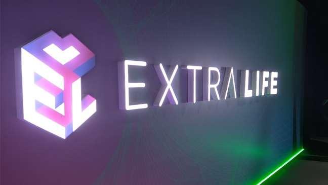 Logo Extra Life