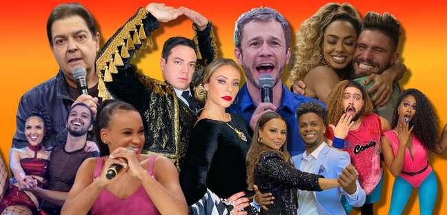 O Super Dança dos Famosos teve surpresas, emoções e polêmicas como em um reality show