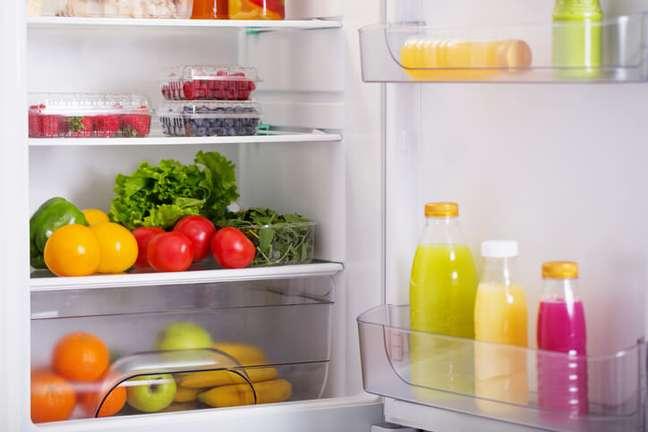 7. Como organizar geladeira de forma prática – Foto iStock