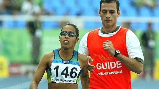 Ádria Santos ganhou 13 medalhas olímpicas ao todo