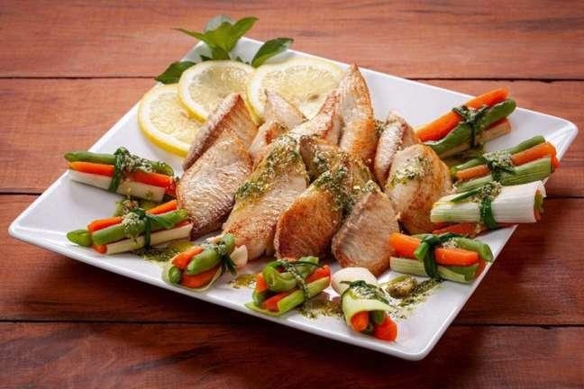 Guia da Cozinha - Dia do Nutricionista: comemore com uma saudável receita de tilápia