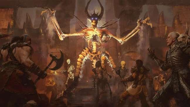 Diablo II: Resurrected é destaque de setembro