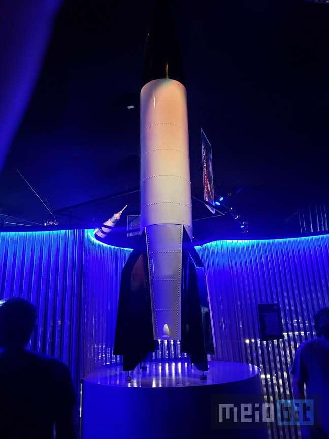 A V2, um foguete balístico de combustível líquido, capaz de ultrapassar a Linha de Karman. Será que um dia o Brasil dominará essa tecnologia?