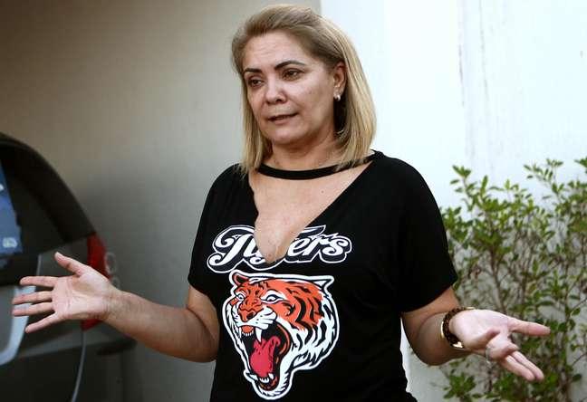 Ana Cristina Siqueira Valle, ex-mulher de Jair Bolsonaro
