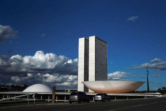 Manifestantes bolsonaristas ocupam a Esplanada dos Ministérios, em Brasília, desde 7 de setembro