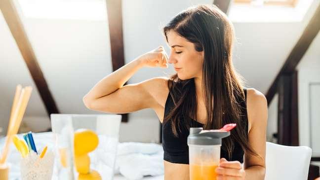 Alimentação balanceada fortalece o corpo