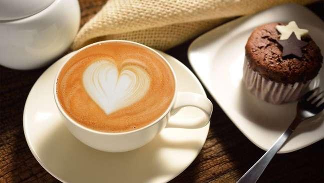 Receitas deliciosas com cappuccino