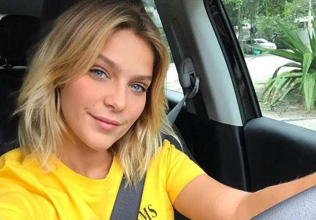 A atrizIsabella Santoni possui endometriose