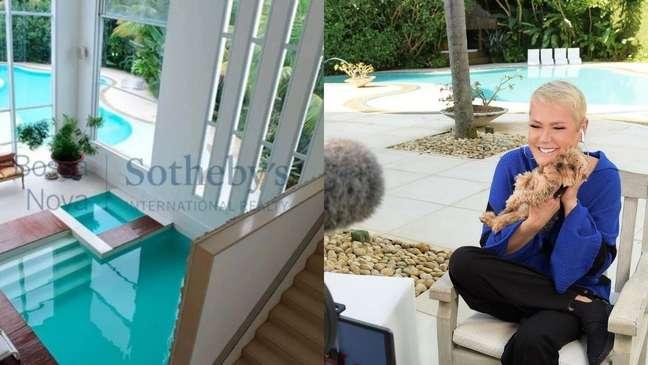 Xuxa resolveu abrir mão da casa após a morte da mãe em 2018