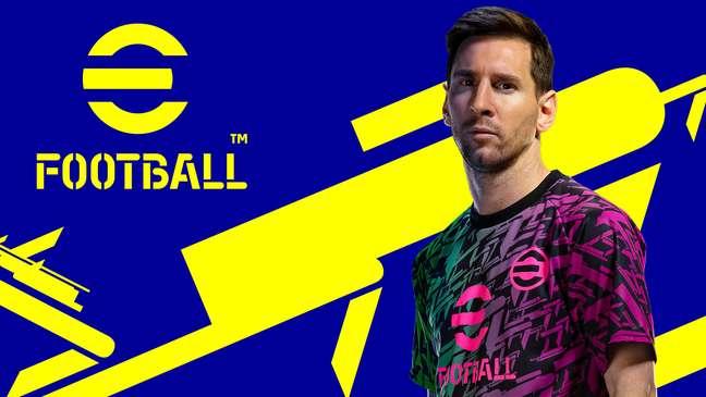 eFootball é sucessor de PES