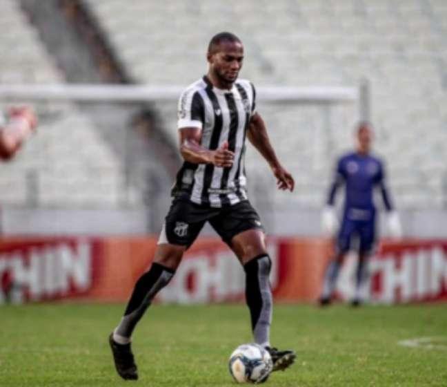 Defensor é um dos mais experientes no clube (Stephen Eliart/Ceará)
