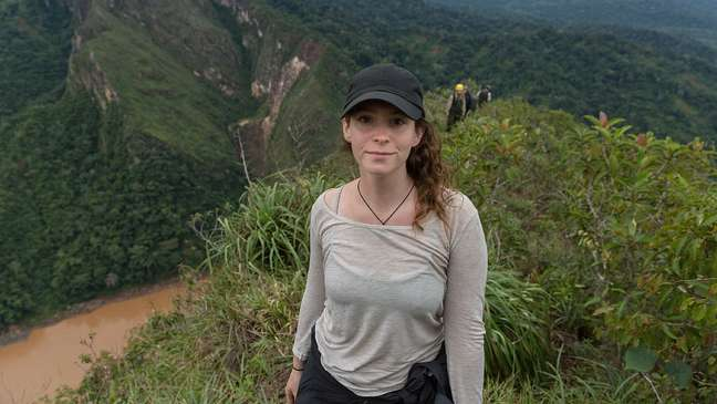 Elizabeth Unger é a diretora do filme 'Tigre Gente'